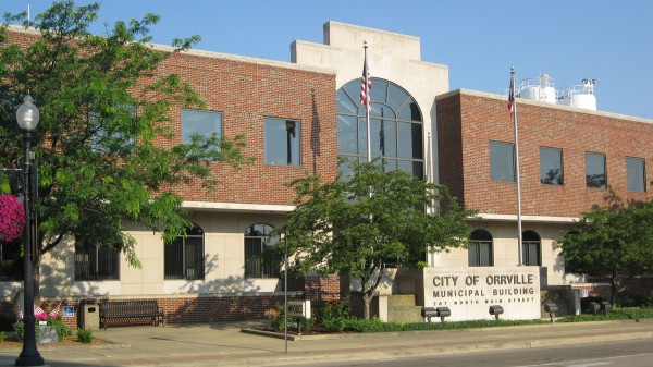Orrville City Hall